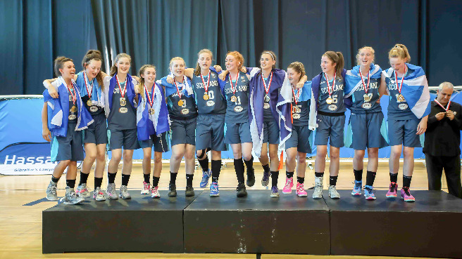 Scotland Seal Perfect Tournament