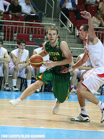 Martynas Gecevicius (Lithuania)