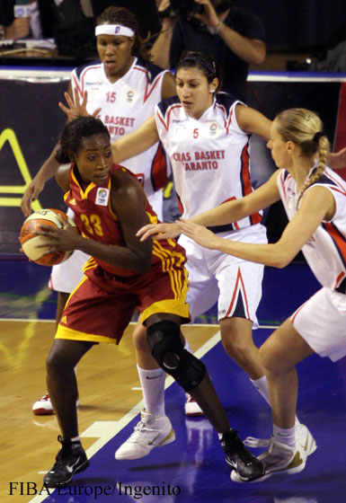 33. Sophia Young (Galatasaray)