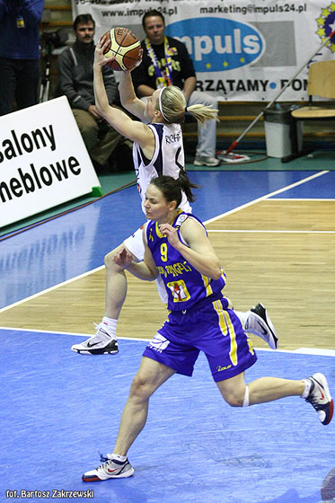 5. Samantha Jane Richards (KSSSE AZS-PWSZ Gorzow)