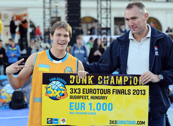 With Smoove from Ukraine taking home yet another title