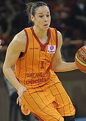 1. Nuria Martinez (Galatasaray)