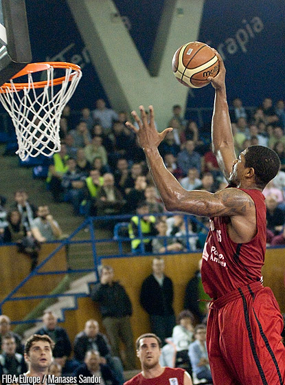 8. Darnell Wilson (Antwerp Giants)