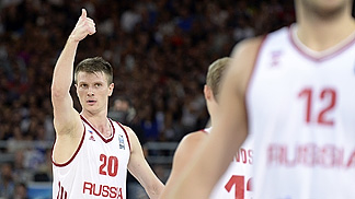 FIBA Reinstates Russian Basketball Federation