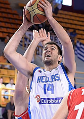 14. Georgios Diamantakos (Greece)
