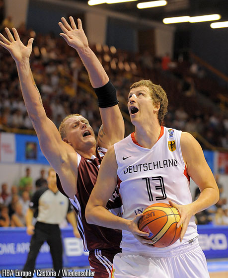 13. Patrick Femerling (Germany)