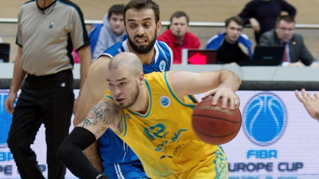 Astana Edge Out Prishtina To Stay In The Race
