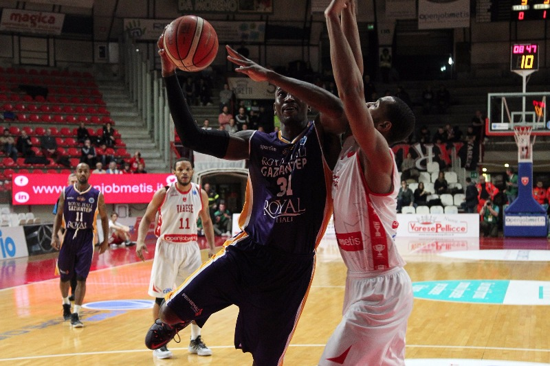 31. Jawad Williams (Royal Hali Gaziantep)