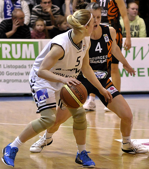 5. Samantha Richards (Gorzow)