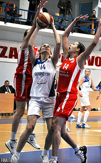 14. Sena Pavetic (Gospic CO)