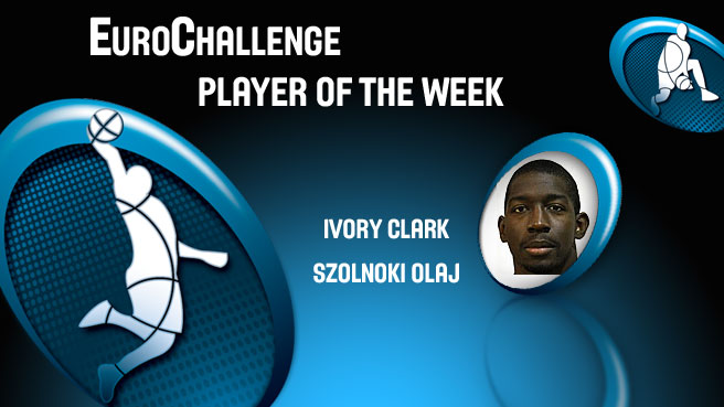 Ivory Clark Is Player Of The Week