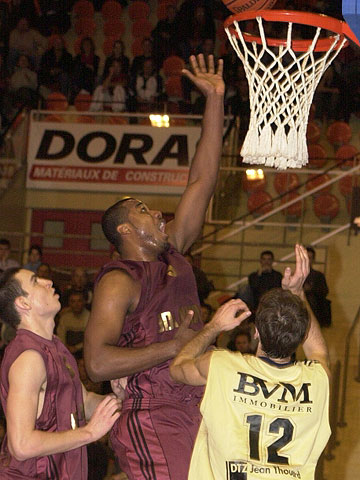David Joseph Simon (JDA Dijon Basket)