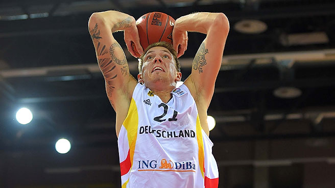 Germany Secure EuroBasket Berth