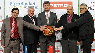 Petrol is presented as a new event sponsor of EuroBasket 2013