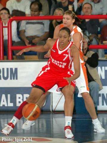 Tina Thompson (Spartak Moscow Region)