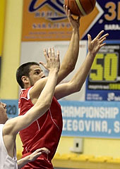 7. Nikola Stevanovic (Switzerland)