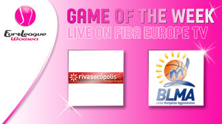 Game of the week 11/01/12 Rivas - BLMA