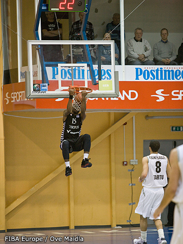 Keith Langford (Virtus Bologna)