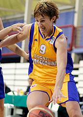 Azra Becirovic (Bosnia and Herzegovina)