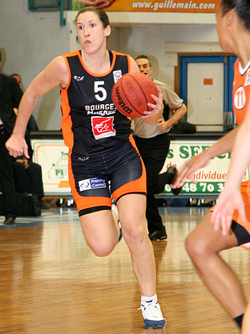 Belinda Rose Snell (Bourges Basket)