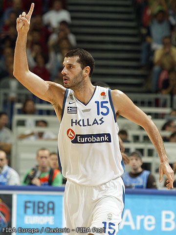 Michail Kakiouzis (Greece)