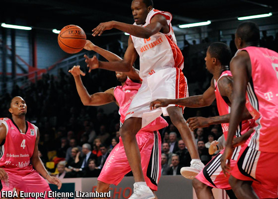 Christophe Leonard (Cholet Basket)