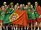 Hosts Portugal clinch the silver medal