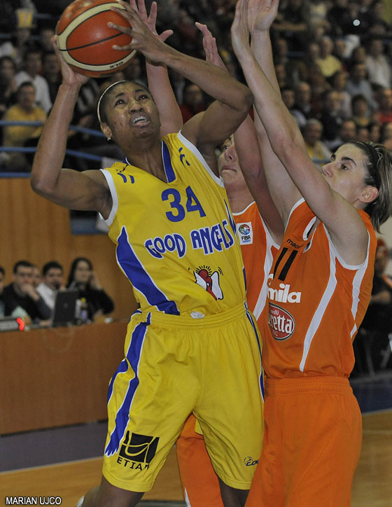 34. Angel McCoughtry (Good Angels Kosice)