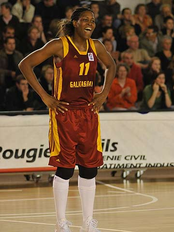 11. Taj McWilliams (Galatasaray )