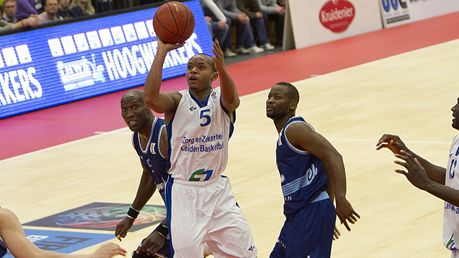 Defeat To ZZ Leiden Sends EWE Baskets Out