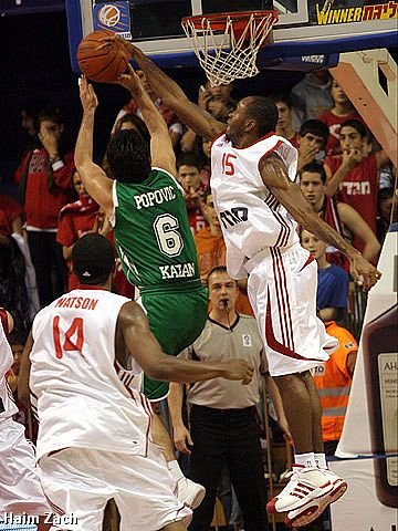 15. Timothy Bowers (Hapoel Jerusalem)