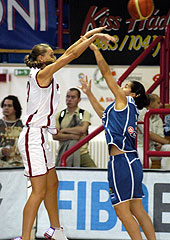 U20 Women 2005 Latvia vs Greece