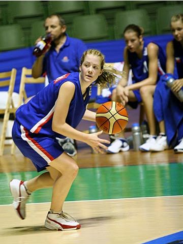 U16 European Championship Women 2005 - Czech Republic