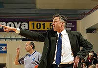 Paris Basket Racing Head Coach Gordon Herbert