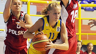 11. Regan Magarity (Sweden)