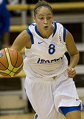 8. Thea Lemberger (Israel)