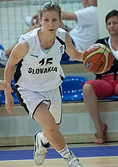 15. Radka Stasová (Slovak Republic)