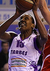15. Angelica Robinson (Tarbes GB)