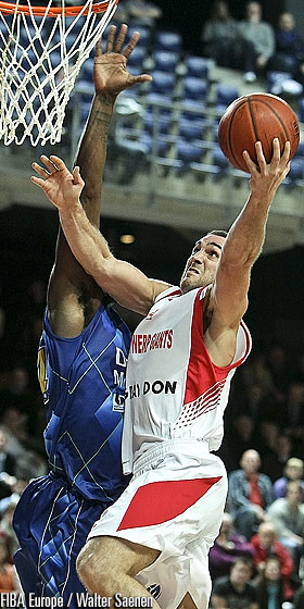 4. Roel Moors (Antwerp Giants)