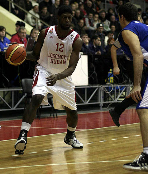 12. James Gist (Lokomotiv Kuban)