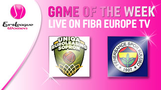 Game of the Week: UE Sopron vs. Fenerbahce
