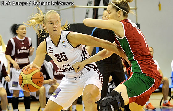 35. Kate Kreslina (Latvia)