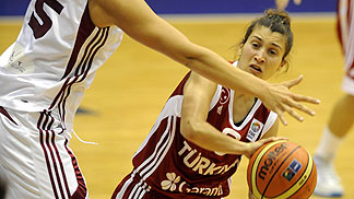 8. Asena Yalcin (Turkey)
