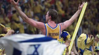 Maccabi is on top of Europe