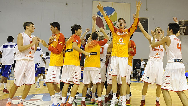 Spain Rise Above Turkey For Bronze