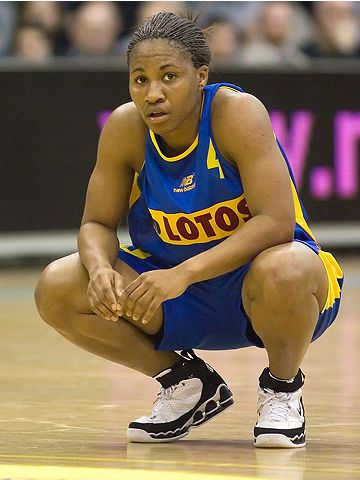 Temeka Johnson (Lotos Gdynia)