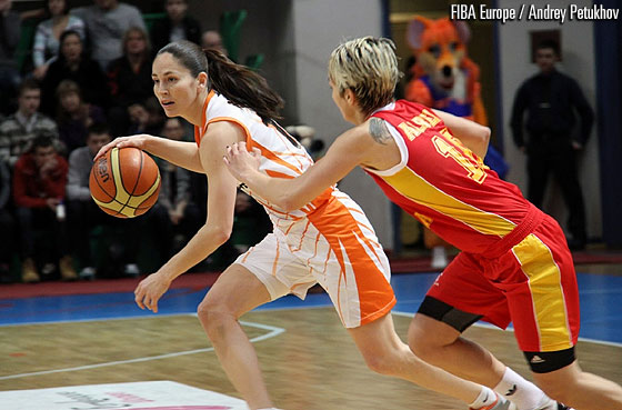 Sue Bird (UMMC Ekaterinburg)