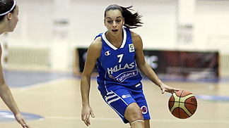 7. Georgia Kantara (Greece)