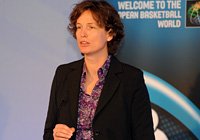 Esther Wender, Womens Basketball Consultant (FIBA Europe)