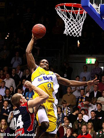 9. Rickey Paulding Jr. (EWE Baskets )